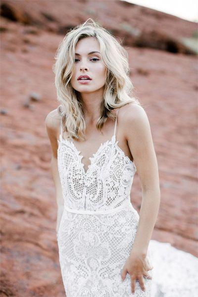Inspiriert durch Romantik, Boho und natürlicher Schönheit kreiert ...