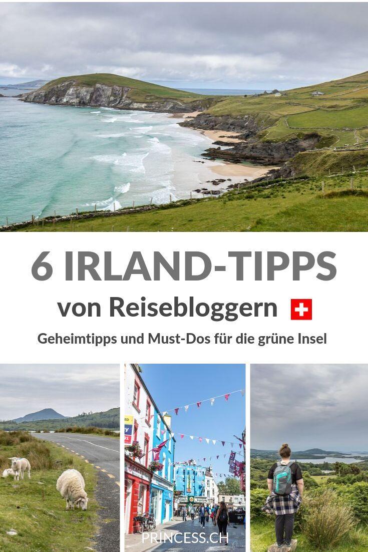 6 Irland Tipps Von Reisebloggern Irland Reise Irland Rundreise