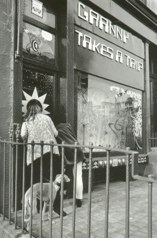 Psychedelic Sixties London Boutique London History Carnaby Street