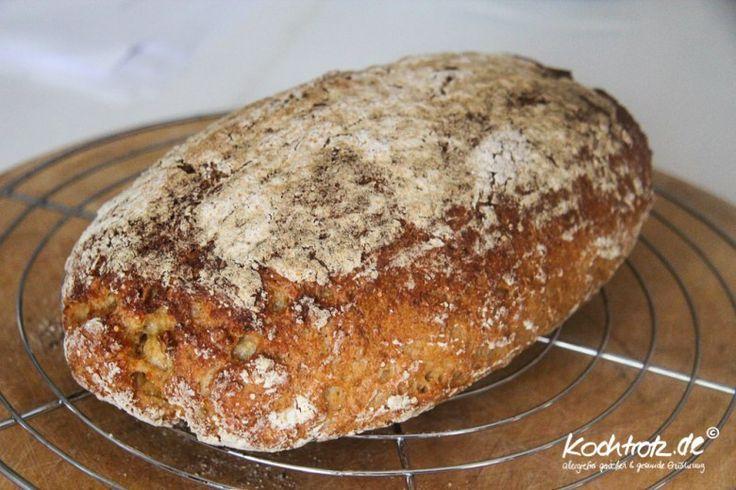 Photo of Quinoa bread gluten free – KochTrotz | creative recipes