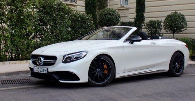 Review Mercedes-Benz S-Class mui trần: Sành điệu và mạnh mẽ - Giá Xe Mercedes Vito | Mercedes Hàng Xanh