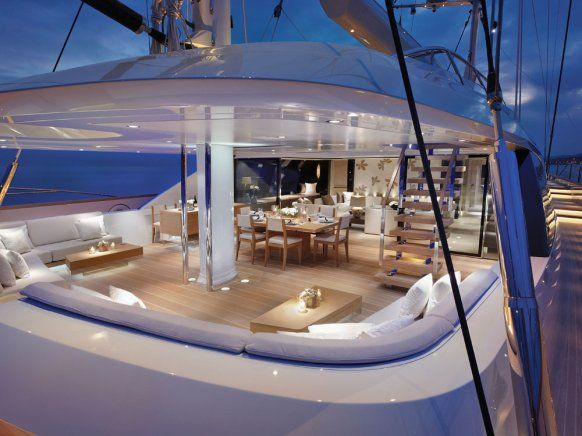 Luxusyachten innenausstattung  UNBEKANNT MAJESTY 155 Motorboote kaufen | Cruceros y Yates ...