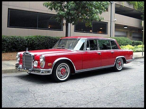 mercedes 600 limusine 1969 reiseziele mercedes benz. Black Bedroom Furniture Sets. Home Design Ideas
