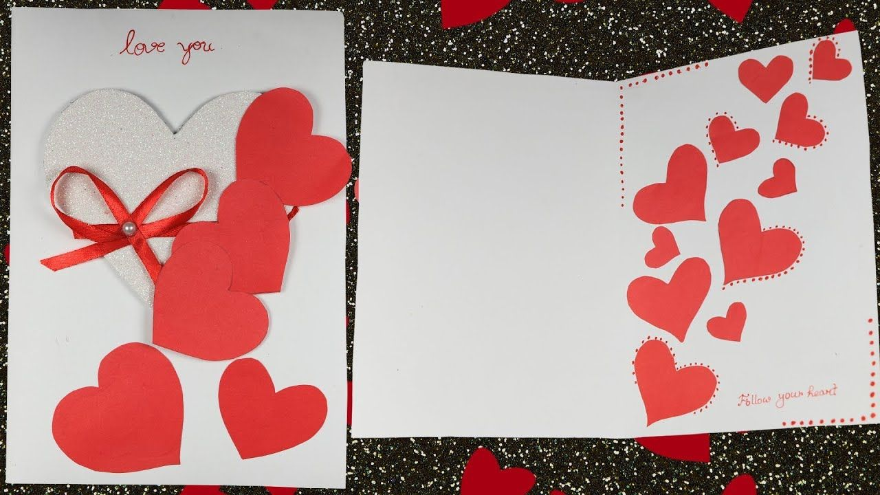 Greeting cards how to make a very easy and simple greeting card for greeting cards how to make a very easy and simple greeting card for val m4hsunfo