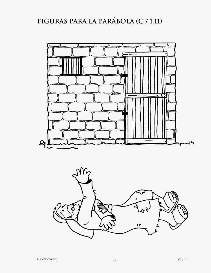 LOS DOS DEUDORES ... | Los dos deudores | Pinterest | Activities