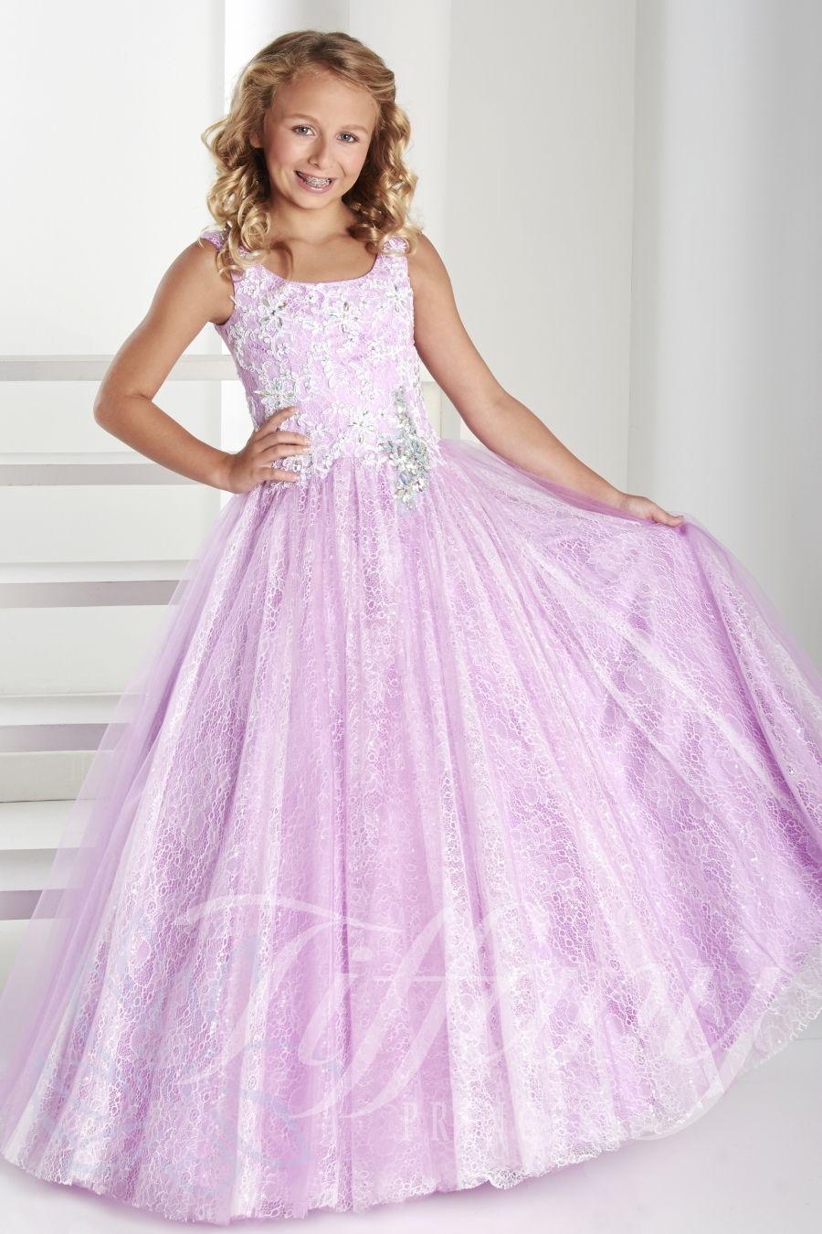 Tiffany Princess Little Girls Dress 13411 - Everything4pageants.com ...