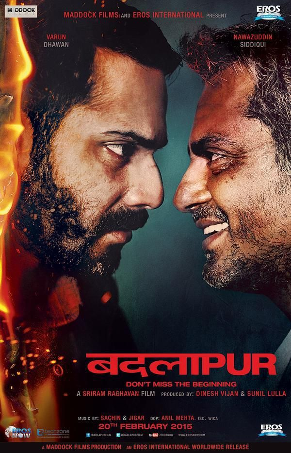 Badlapur 2015 DvdScr Highly Compressed Movie 5 Mb | Resident