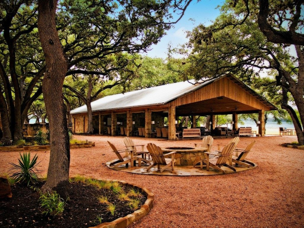 Stunning New Contemporary Cabins At Homeaway Lake Travis