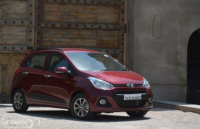 Grand I10 Figo And Swift Discounts Prices And Differences