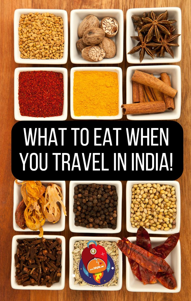 What to eat in India 20