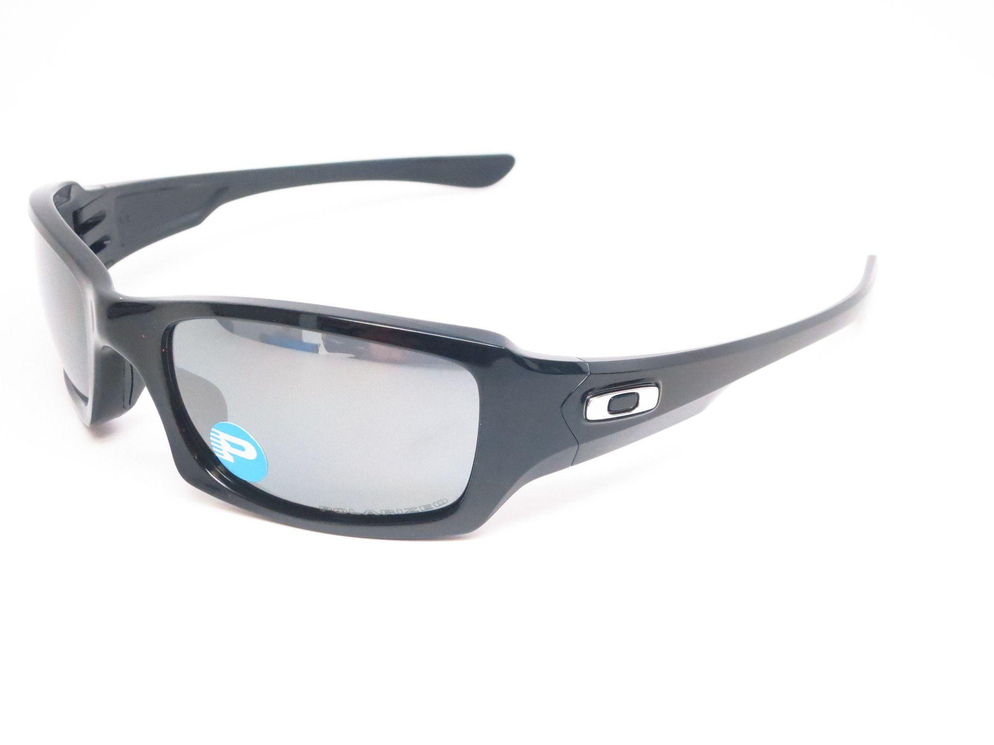 e07c975ba8047 Model Number   OO9238-06 Model Name   Fives Squared Gender   Mens Frame  Color   Polished Black Lens Color   Black Mirrored Iridium Polarized   Yes  Size ...
