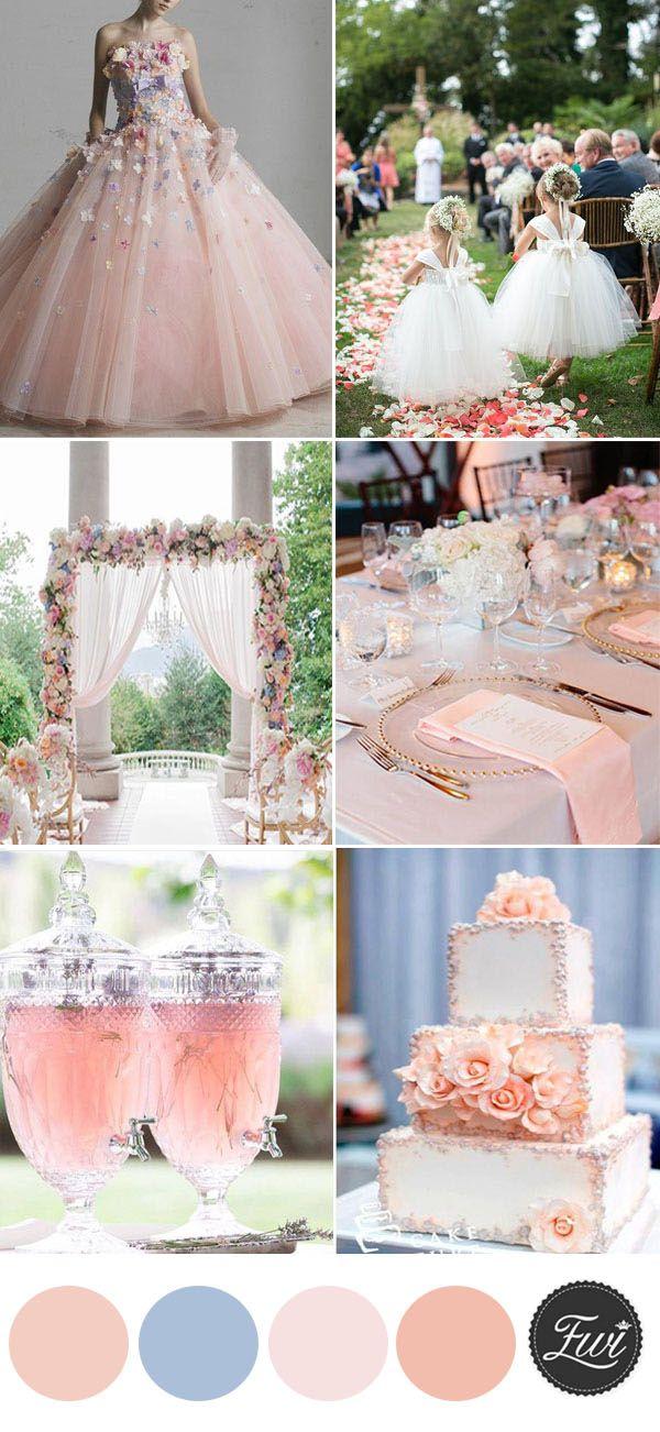 5 Excellent Secret Garden Wedding Ideas Summer Wedding Colors