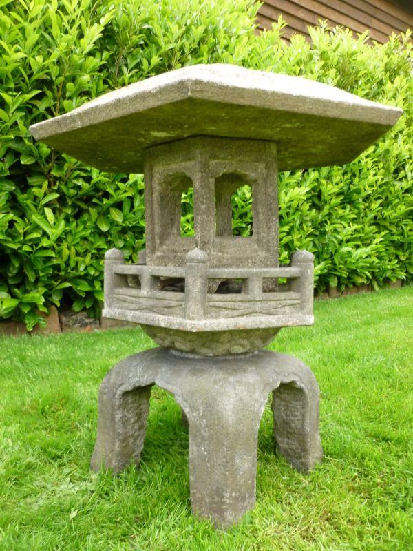 Antique Japanese Garden Pagoda Japanese Garden Japanese Garden