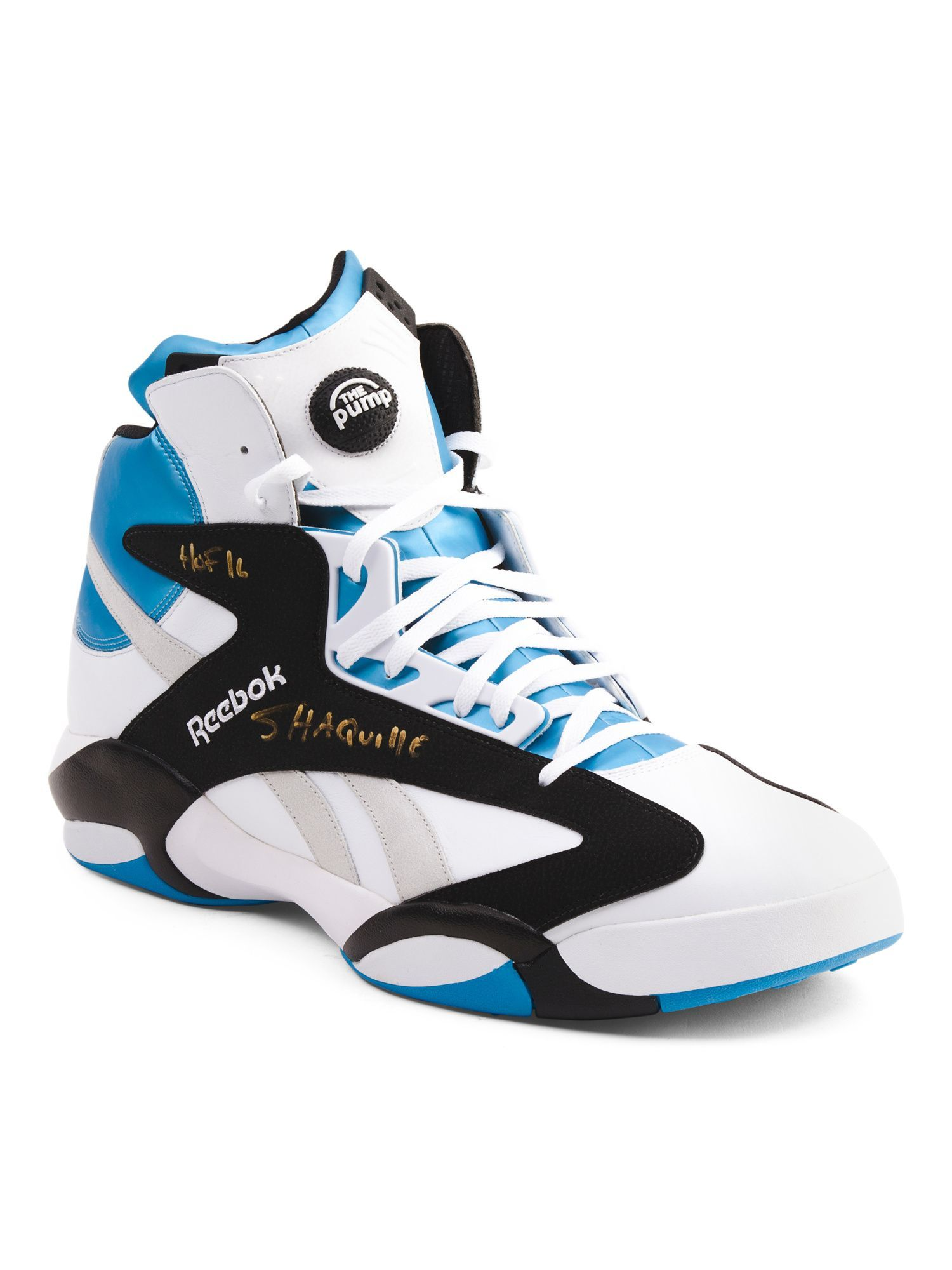 b521313707bcc Shaquille O'Neal Signed Sneaker | Products | Sneakers, Shaquille o ...