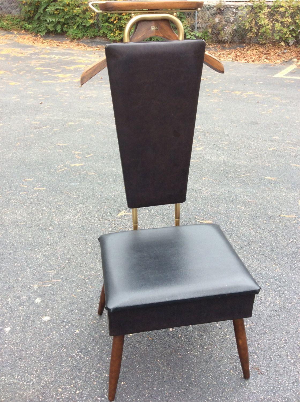chair valet stand. mid century valet wardrobe - modern men\u0027s valet vintage chair stand