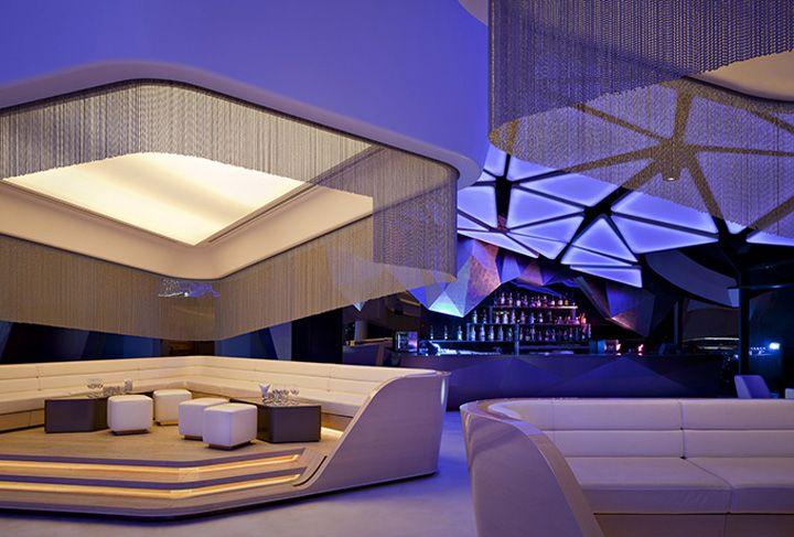 Allure Nightclub by Orbit Design Studio, Abu Dhabi hotels and ...
