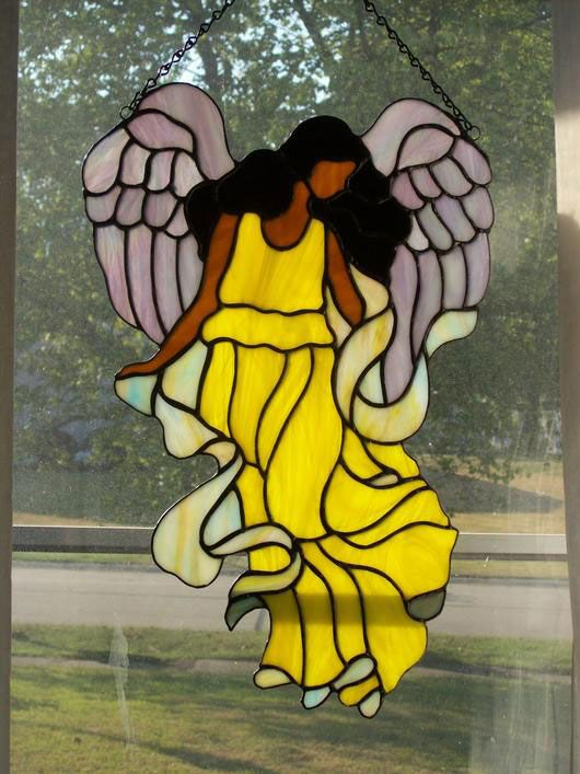 Angle i delphi stained glass do it yourself pinterest glass angle i delphi stained glass solutioingenieria Image collections
