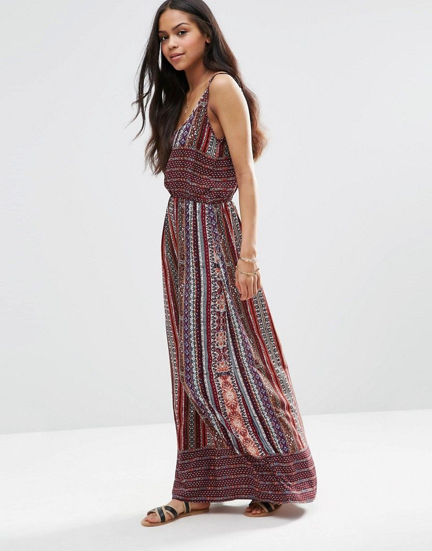 Buy it now. Brave Soul Print Maxi Dress - Red. Maxi dress by Brave Soul, Lightweight woven fabric, Scoop neckline, All-over print, Relaxed fit, Machine wash, 100% Viscose, Our model wears a UK S/EU S/US XS and is 168cm/5'6� tall. , vestidoinformal, casual, camiseta, playeros, informales, túnica, estilocamiseta, camisola, vestidodealgodón, vestidosdealgodón, verano, informal, playa, playero, capa, capas, vestidobabydoll, camisole, túnica, shift, pleat, pleated, drape, t-shape, daisy, fol...