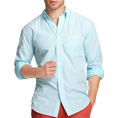 Izod essential poplin shirt jcpenney dressing fratty for Izod big and tall essential solid shirt