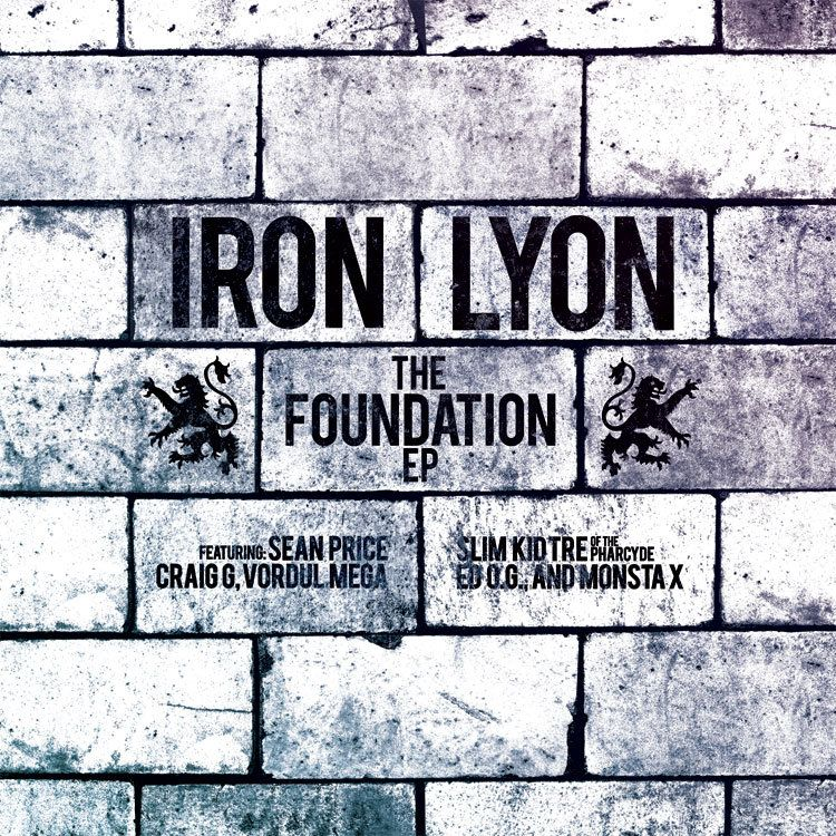 Iron Lyon The Foundation Ep Available In Stores On Vinyl Only Itunes Iron Lyon Vinyl Itunes Foundation