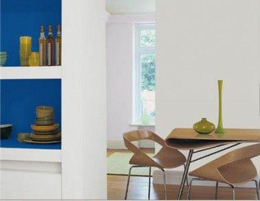 14 Idees Couleurs Deco Pour Associer Du Gris A Un Bleu Pinterest