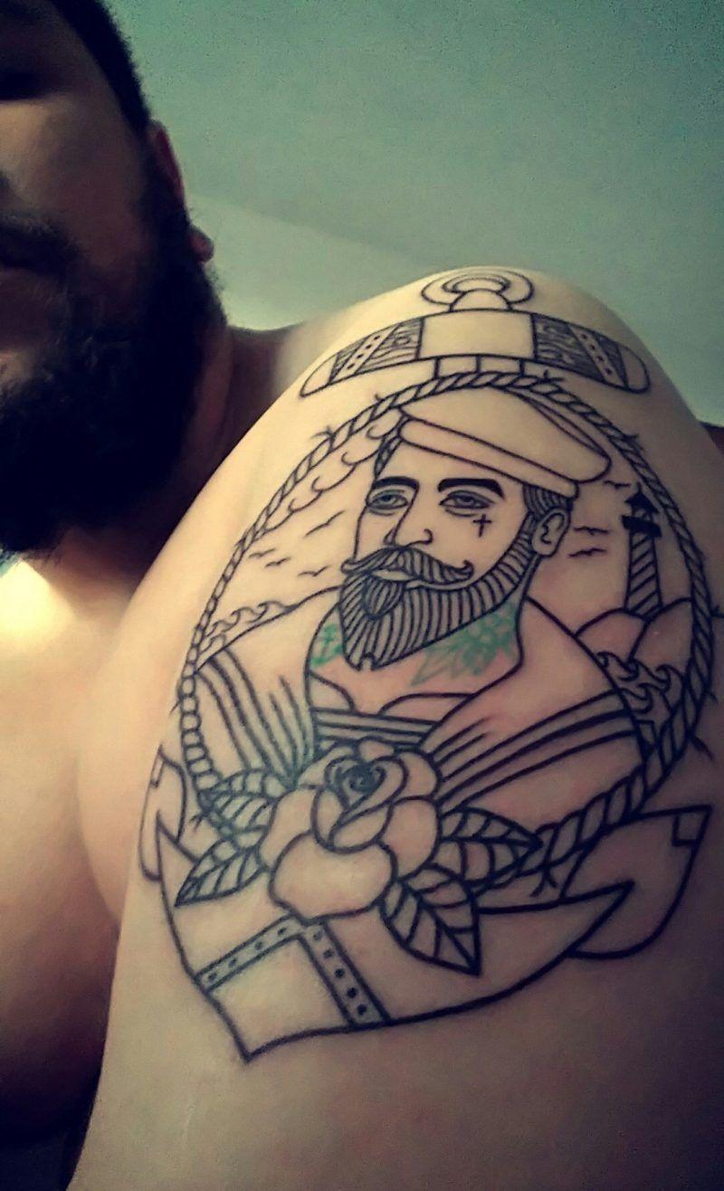 Old School Tattoo Motive: 24 kostenlose Vorlagen und