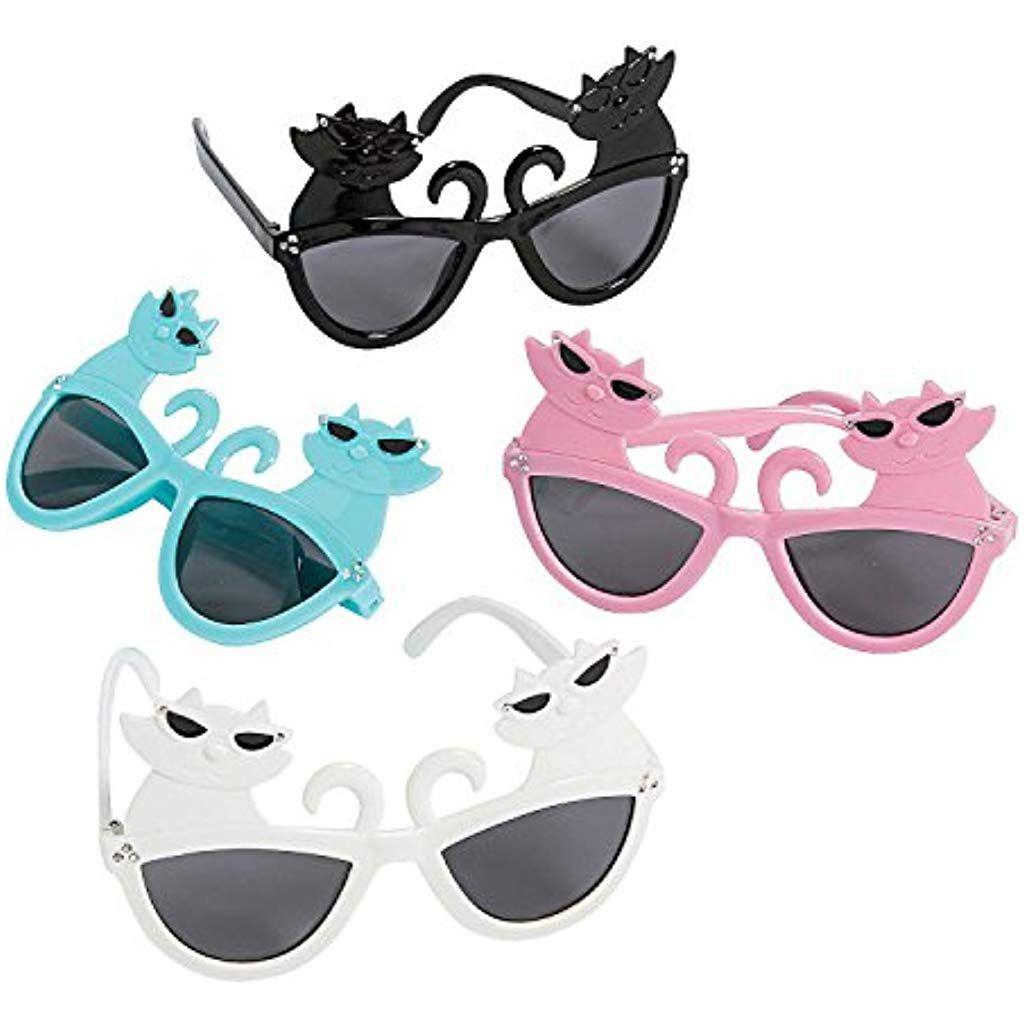 Cat Novelty Sunglasses
