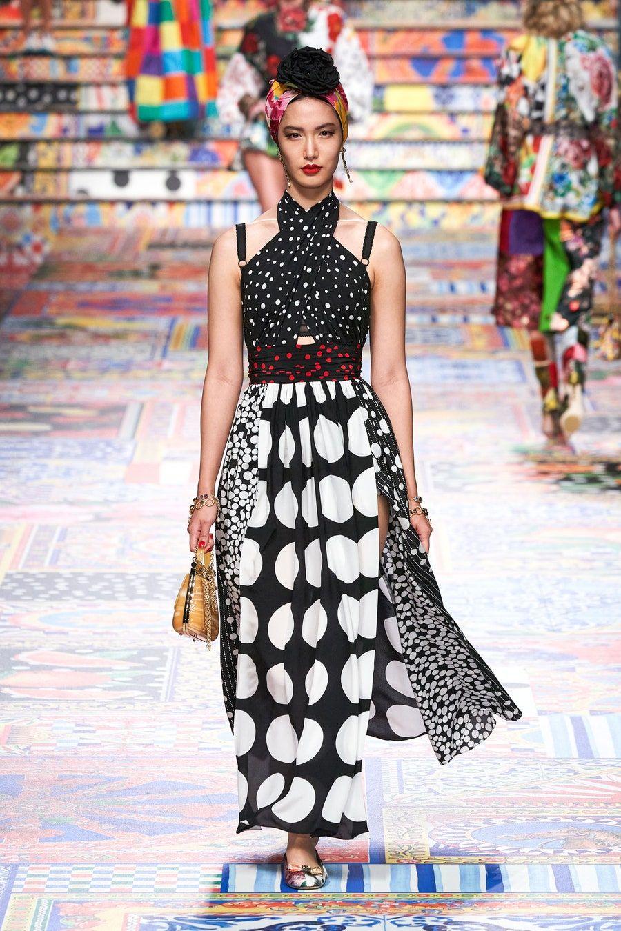 Dolce & Gabbana Spring 8 Ready-to-Wear Fashion Show  Fashion