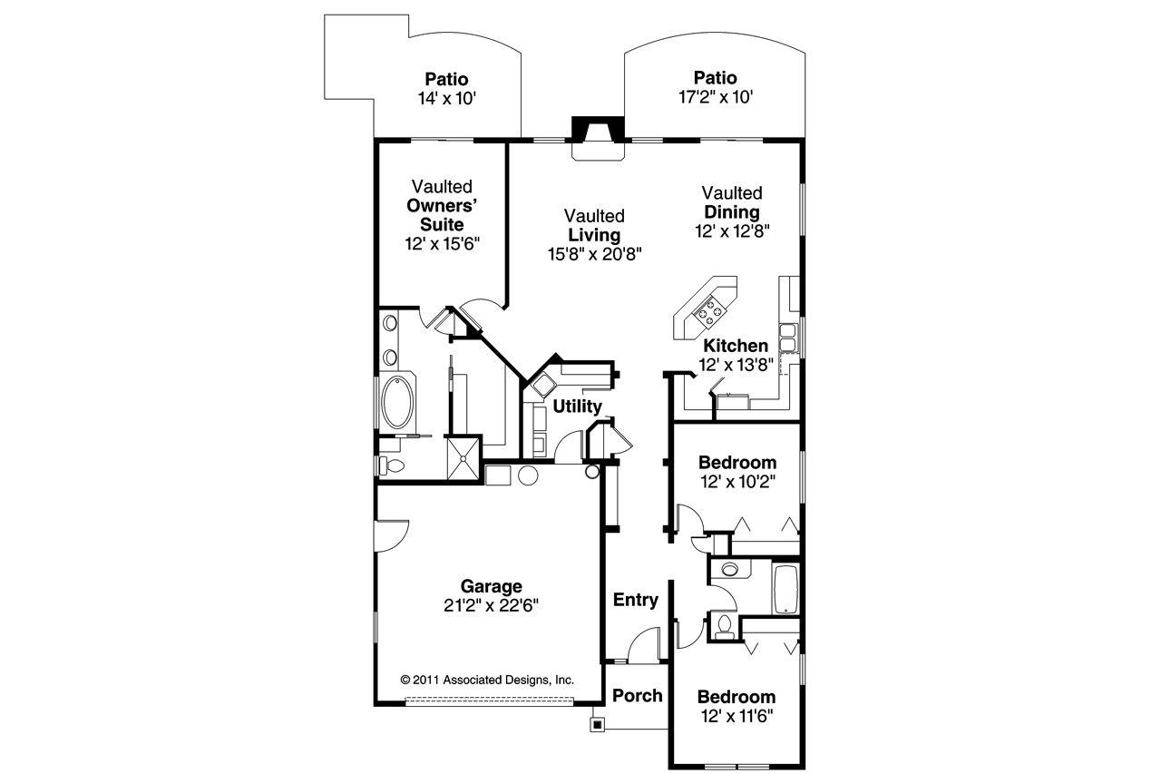30 Foot Wide House Plans Hidup Hidup Sehat Kesehatan