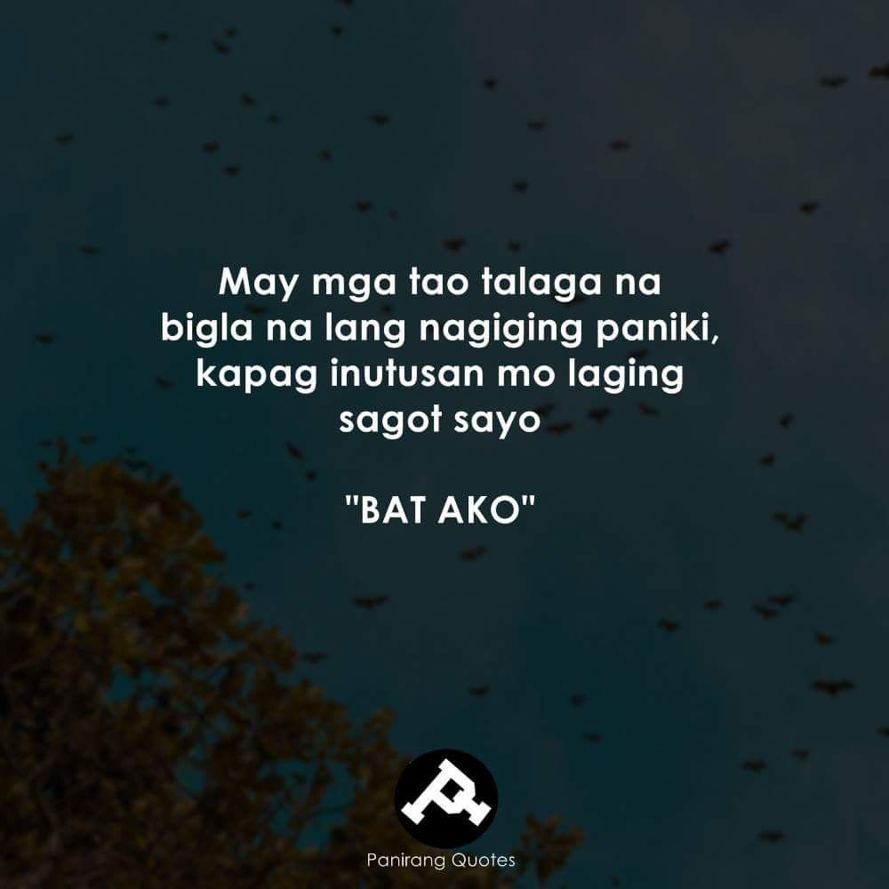 Embedded Tagalog Quotes Hugot Funny Filipino Quotes Pinoy Quotes
