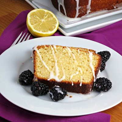 lemon buttermilk cake | alidaskitchen.com