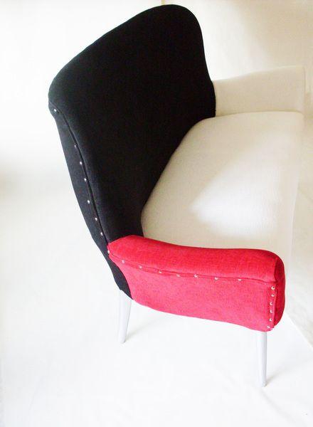 Divano POP originale anni '30 - Original '30s Sofa POP #living #design #arredamento