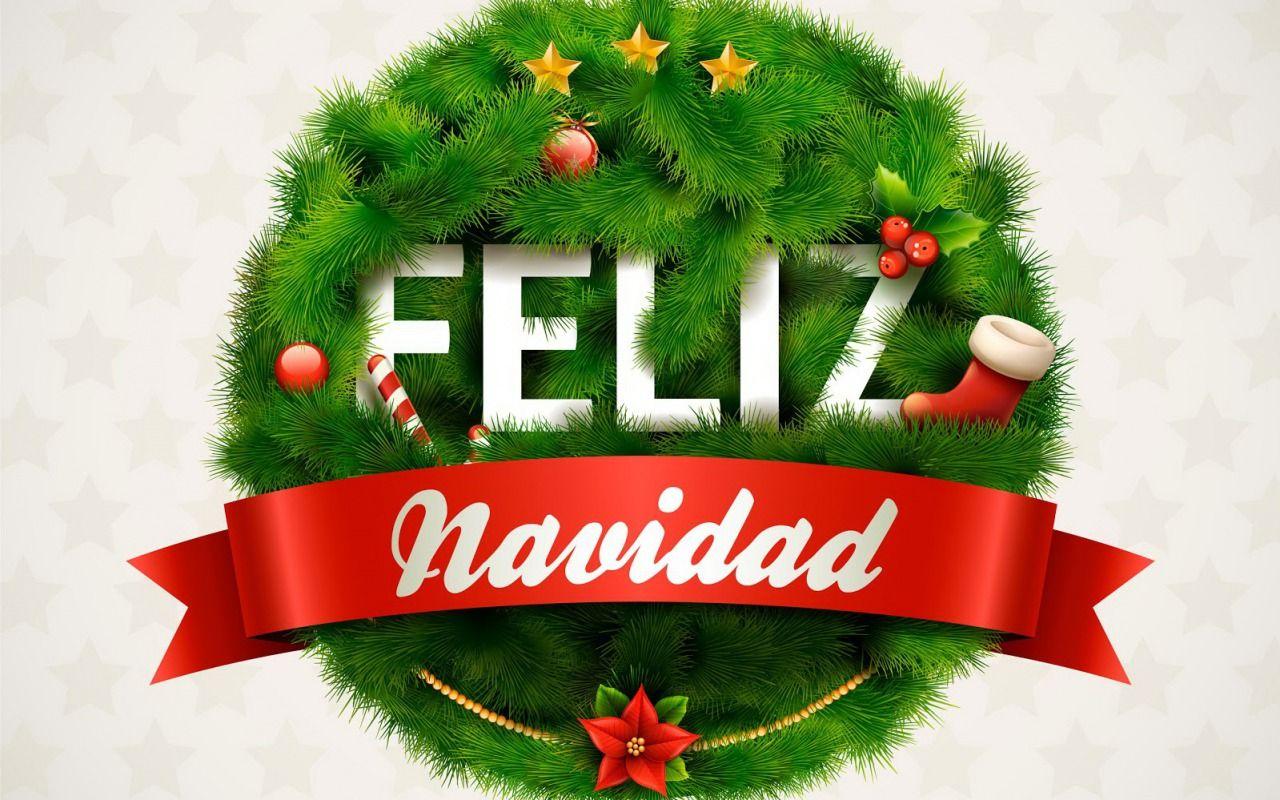 Feliz Navidad Wallpaper Spanish Christmas Wallpaper In Hd Erabegin