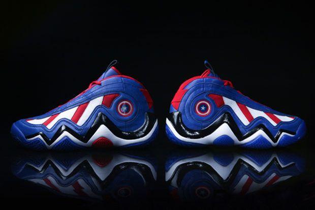 Adidas retro, Basketball sneakers