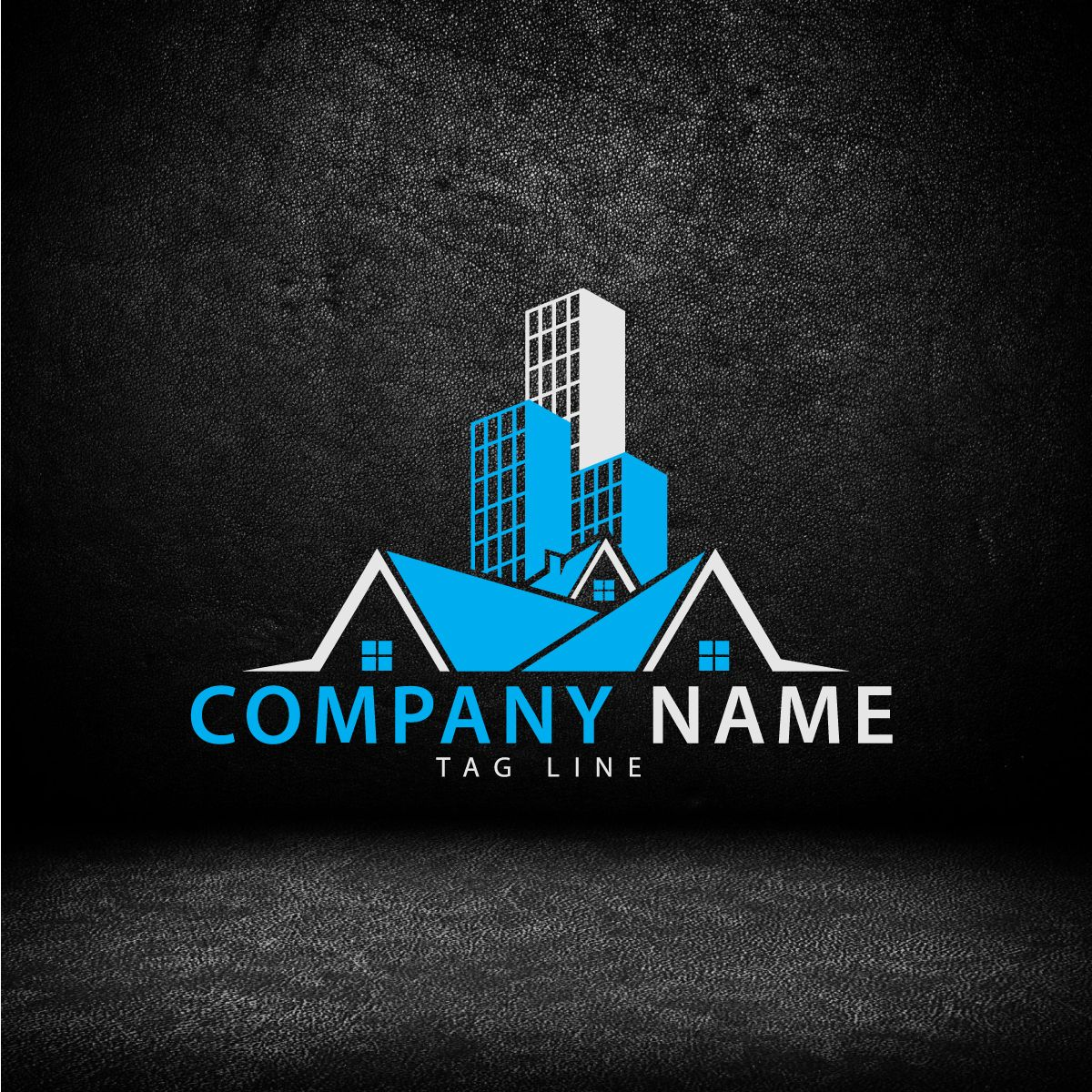 Free Professional Real Estate Company Logo Download in