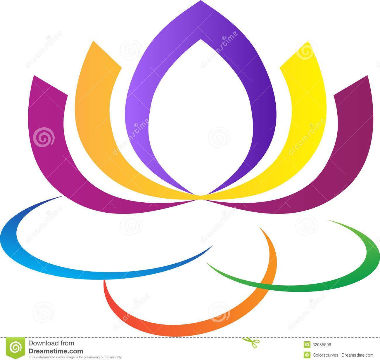 lotus flower logo royalty free stock images image 32055899 i rh pinterest co uk