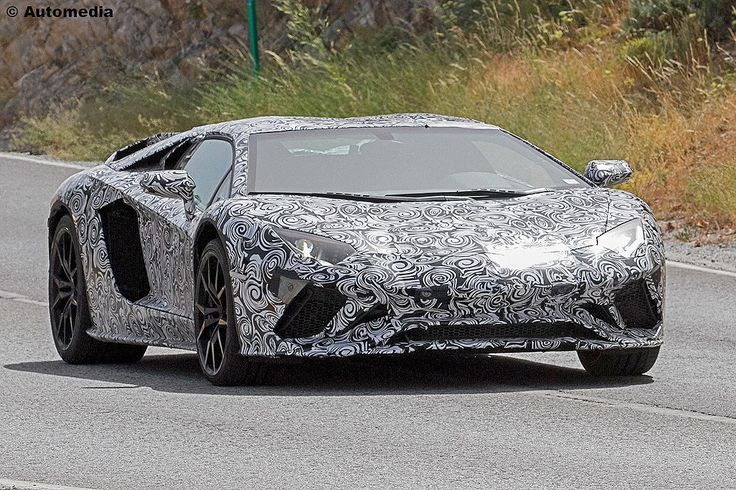 Nice Lamborghini 2017: Lamborghini Aventador (2016): Erlkönig - Bilder - autobild.de... Car24 - World Bayers Check more at http://car24.top/2017/2017/02/23/lamborghini-2017-lamborghini-aventador-2016-erlkonig-bilder-autobild-de-car24-world-bayers-3/