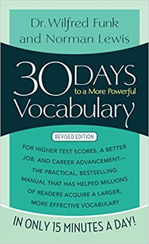 Amazon 30 days to a more powerful vocabulary 9780671743499 amazon 30 days to a more powerful vocabulary 9780671743499 wilfred fandeluxe Image collections