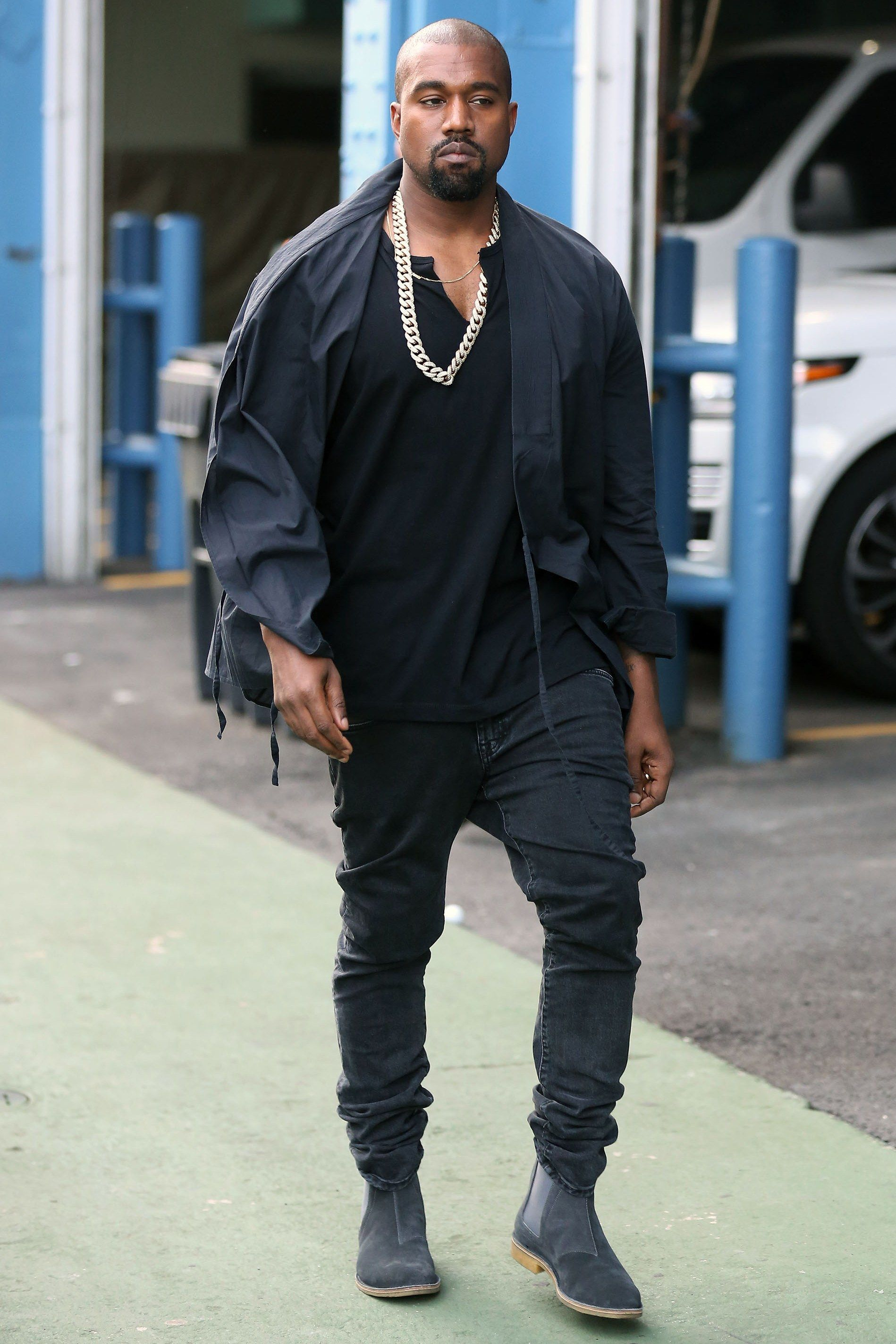 The Kanye West Look Book Kanye Fashion Kanye West Outfits Nice Casual Outfits For Men
