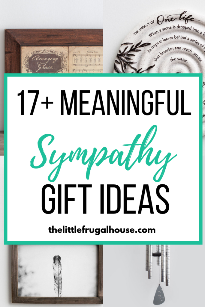 Sympathy Gifts: 17+ Thoughtful & Meaningful Sympathy Gift ...