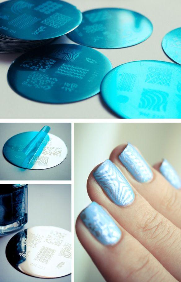 easy nail idea