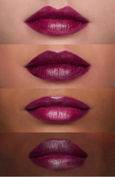 Favorito MAC Plum Lipstick: Party Line (C) | MAC Cosmetics | Pinterest  SG85