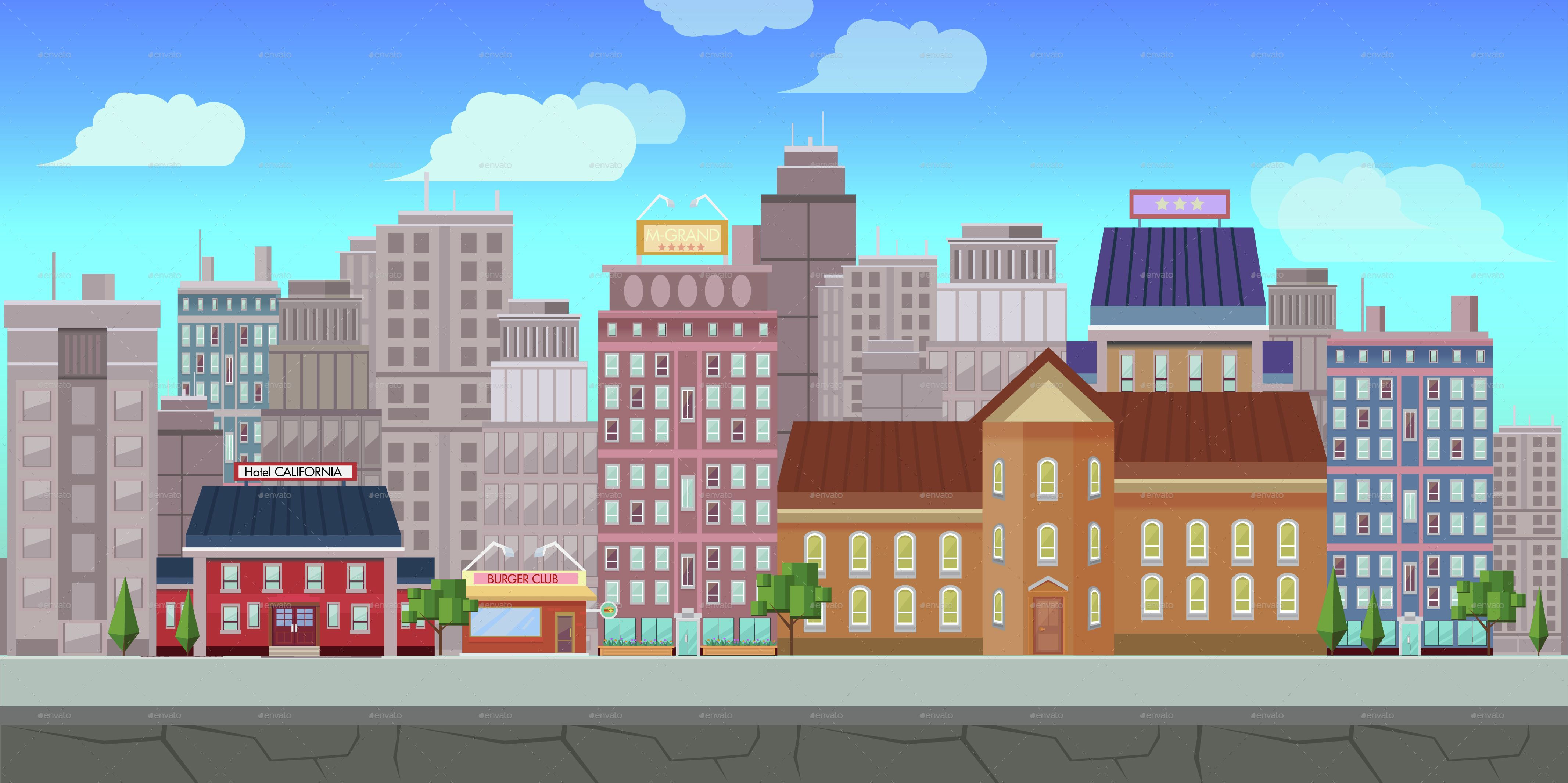 10 City Game Backgrounds Game Background City Games New York City Background