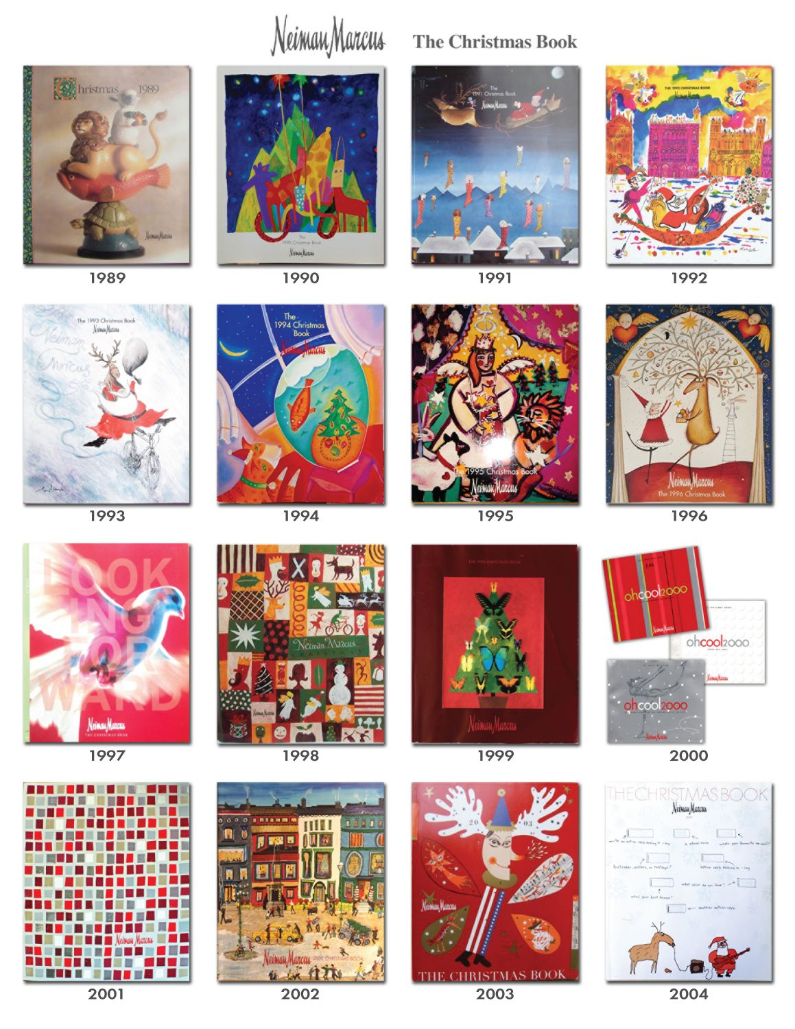 History Of Neiman Marcus The Christmas Book Fashion Catalogs