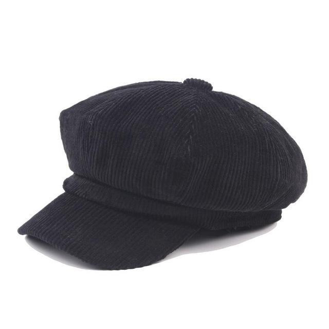 7833a740fc081b COKK Newsboy Cap Beret Female Male Flat Cap Autumn Winter Hats For Women Men  Octagonal Cap Painter Hat Vintage England Artist