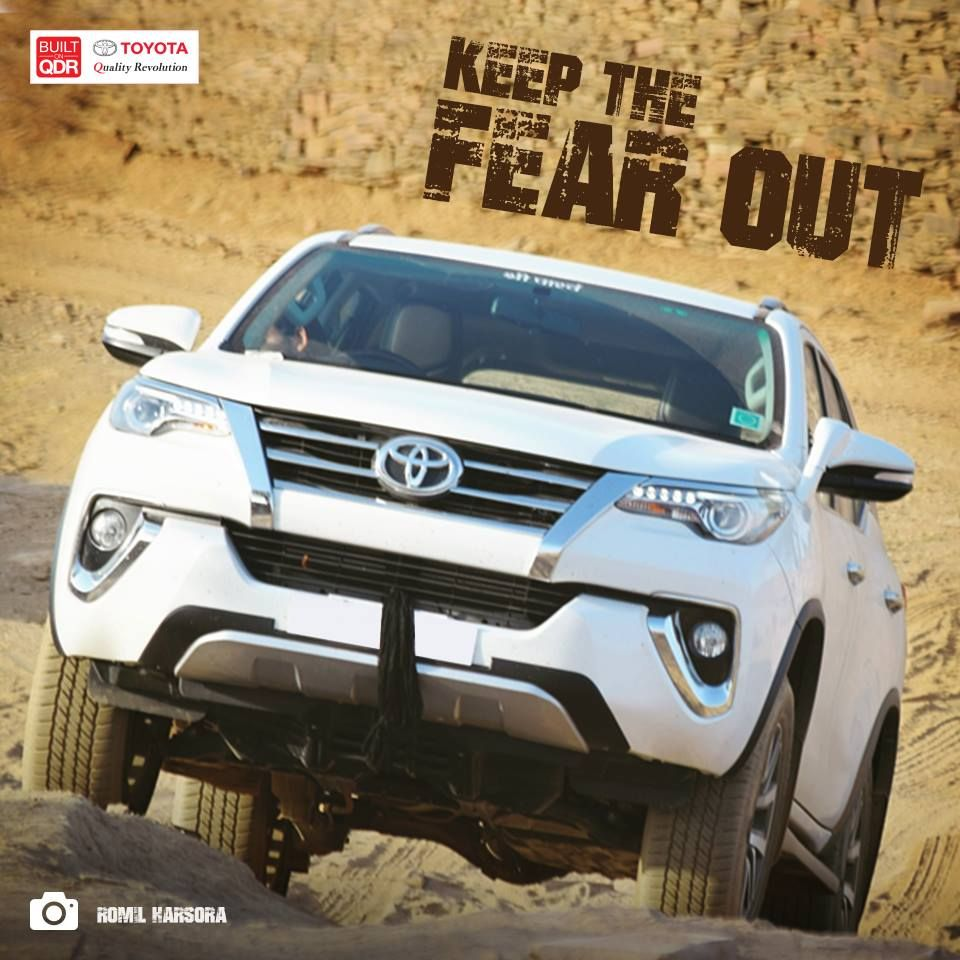 Drive Up Fearlessly With Toyotafortuner Book Your Fortuner Now 8800333636 Thirtysixtoyota Toyota Fortuner Toyota Car Models Toyota Cars Toyota