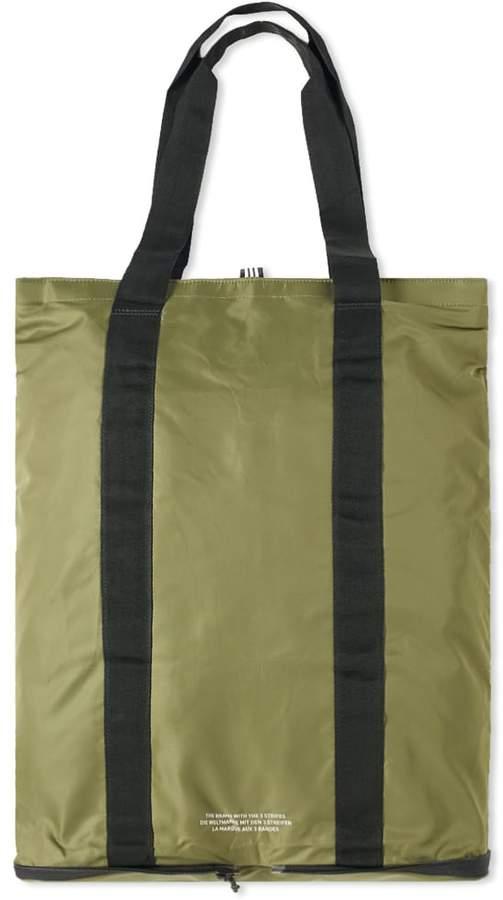 Adidas Packable Duffel Bag Green