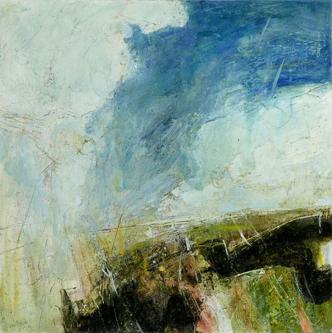 Lewis Noble Rain S A Comin Campden Gallery Fine Art Chipping Campden Camden Gallery Contempora Abstract Abstract Landscape Painting Abstract Art Painting
