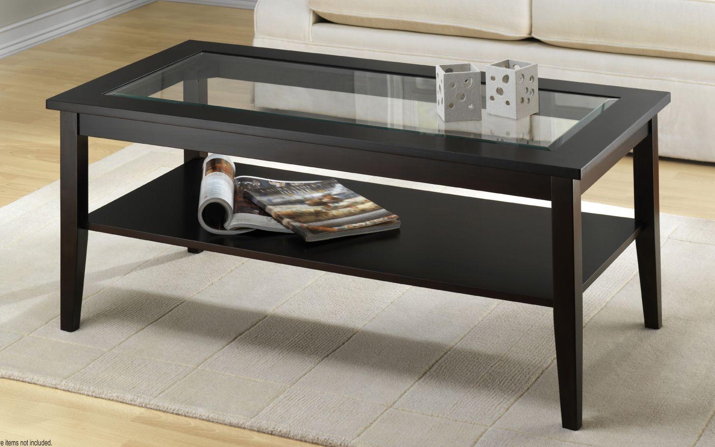 Mainstays Coffee Table Living Room Furniture Walmart Ca