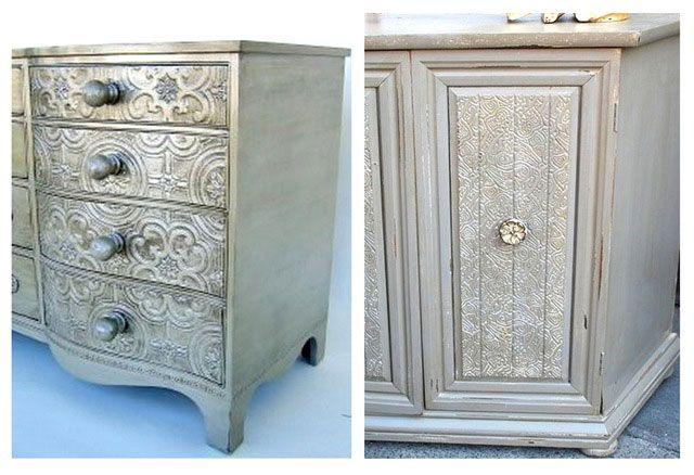 Cream Cabinet Makeover Paint Love Wallpaper Furniture